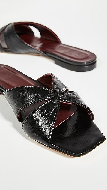 STAUD Chris 凉鞋