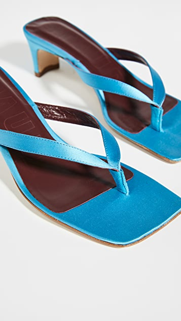 STAUD Audrey Sandals