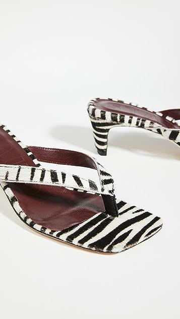 STAUD Audrey 凉鞋