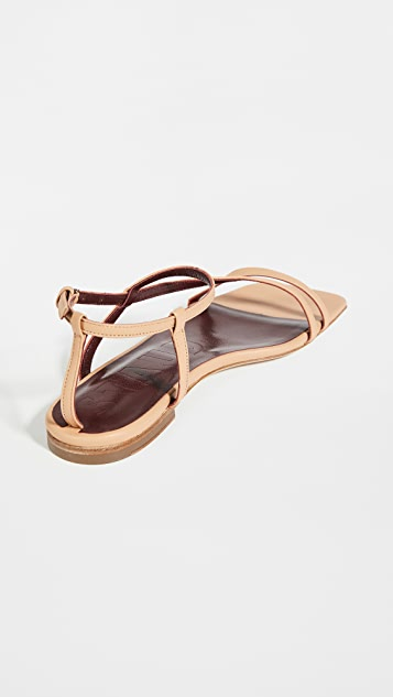 STAUD Gitane 凉鞋