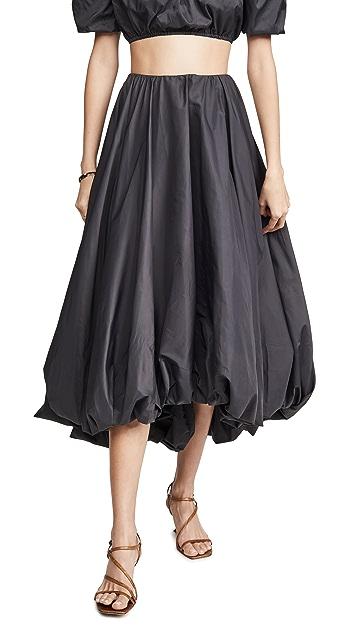 STAUD Mariposa Skirt