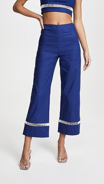 STAUD Pine 长裤