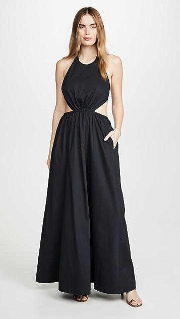 STAUD Apfel Dress