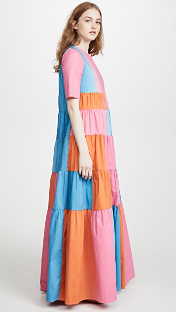 STAUD Cocoon Dress