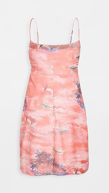 STAUD Bell Dress