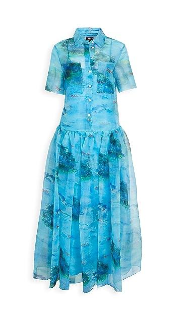 STAUD Riley Dress
