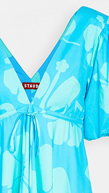 STAUD Amarettis Dress