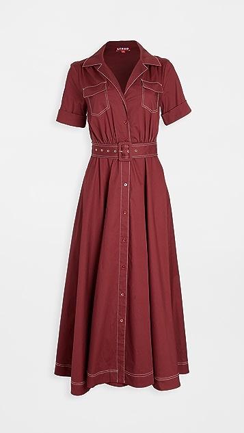 STAUD Millie Dress
