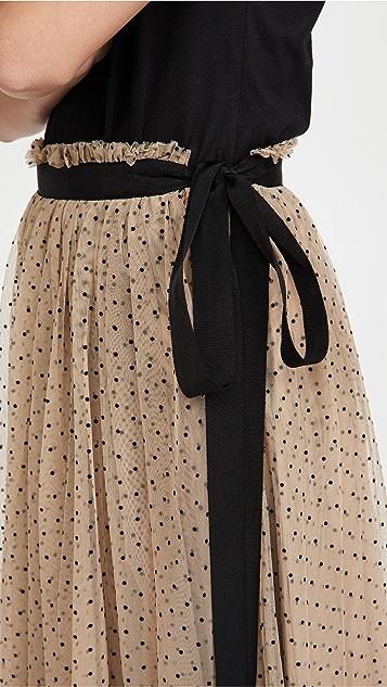 STAUD Poppy Skirt