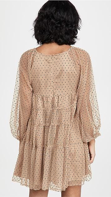 Staud Mini Meadow 连衣裙