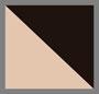 棕褐色/黑色圆点