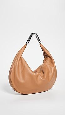 STAUD Large Sasha Chain Bag