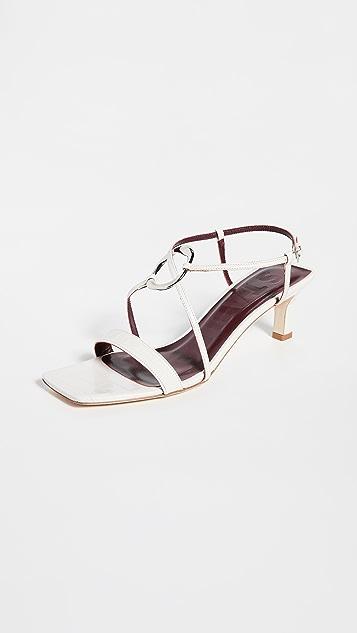 STAUD Bijoux 凉鞋
