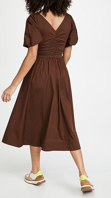Staud Greta 连衣裙