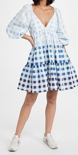 STAUD - Mini Meadow Dress