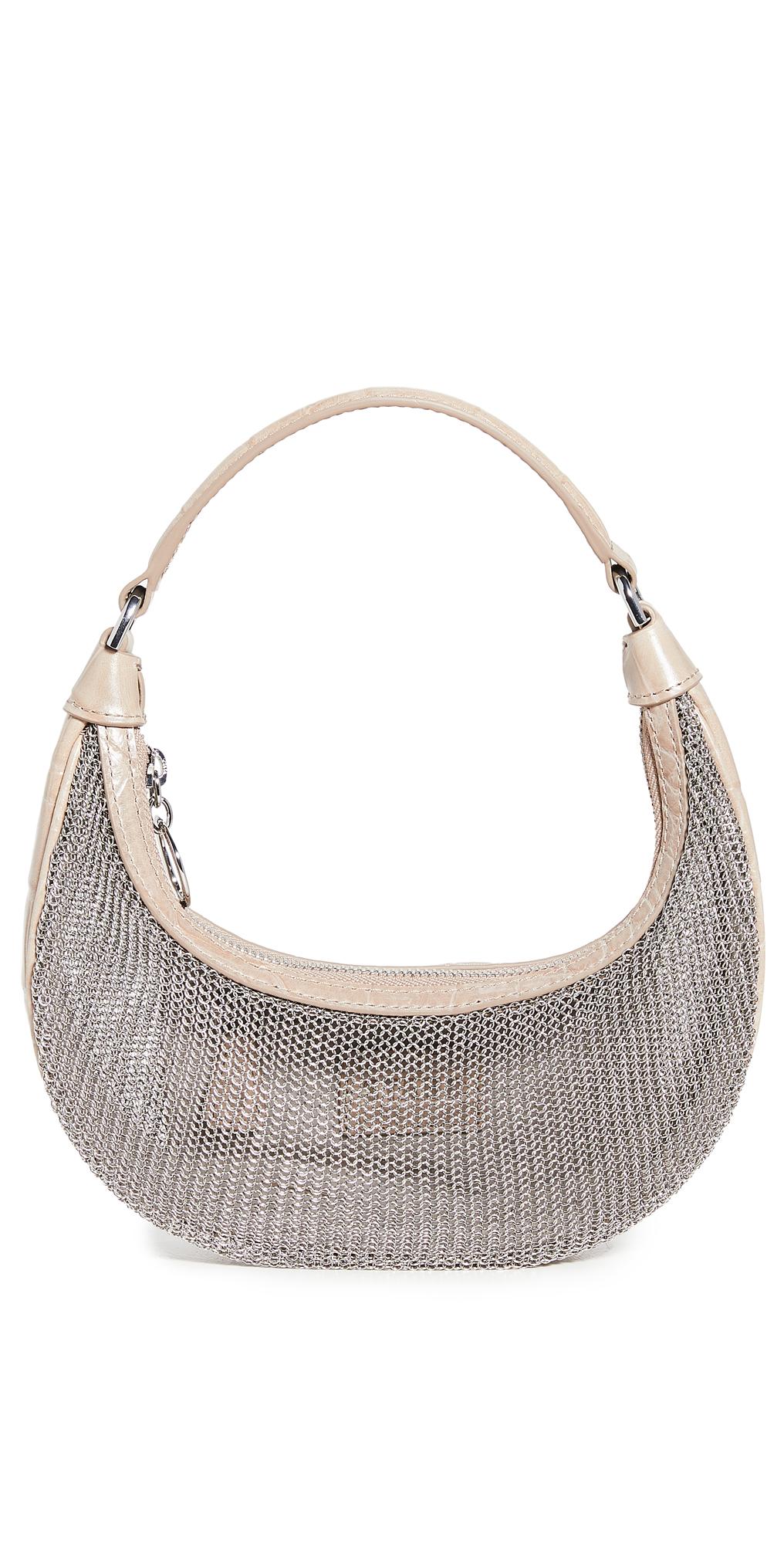 STAUD Mini Sasha Crossbody Bag