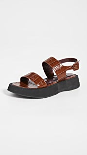 STAUD Nicky Sandals