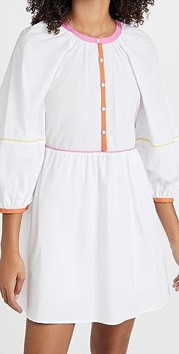 STAUD - Mini Demi Dress