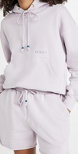 STAUD - Hooded Sweatshirt