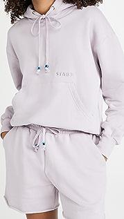 STAUD Hooded Sweatshirt