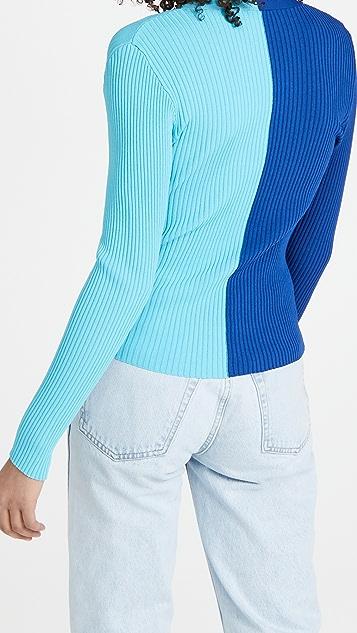 Staud 工装毛衣