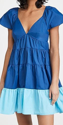 STAUD - Corsica Mini Dress