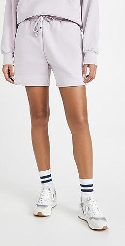 STAUD - 束带运动短裤