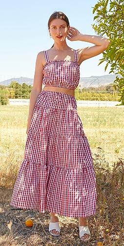 STAUD - Lucca 半身裙