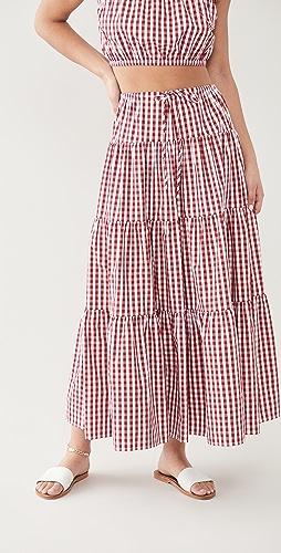 STAUD - Lucca Skirt