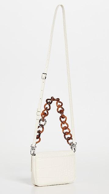 STAUD Mini Tommy Chain Bag