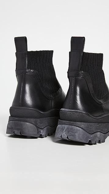 STAUD Bow Boots