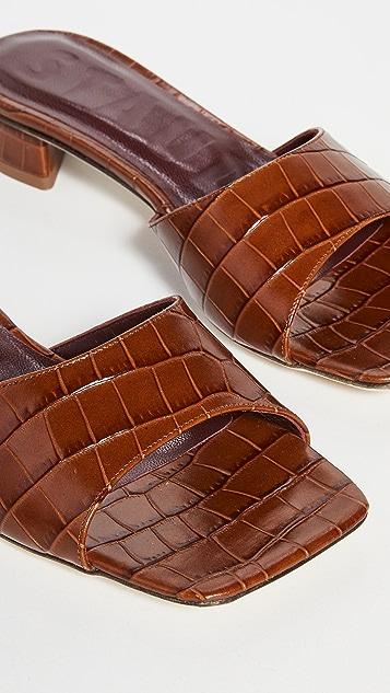 STAUD Simone 凉鞋