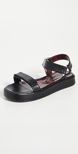 STAUD - Liz 凉鞋