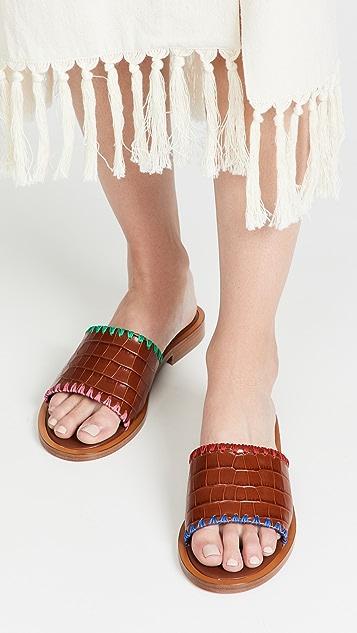 STAUD Genie 凉鞋