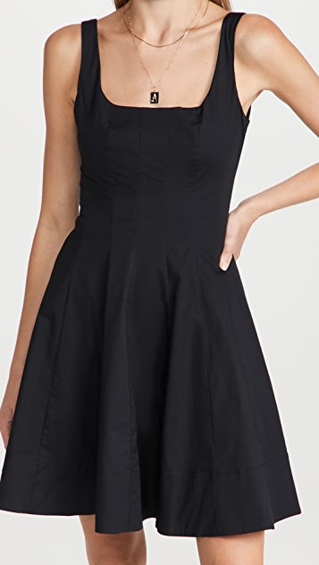 STAUD Mini Wells Dress