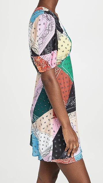 STAUD Milla Mini Dress