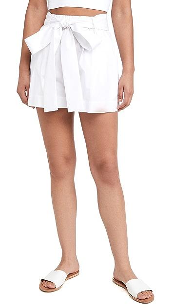 STAUD Sage Shorts