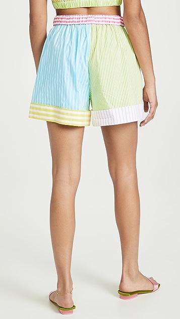 STAUD Aft Shorts