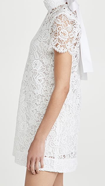 STAUD Doris Mini Dress