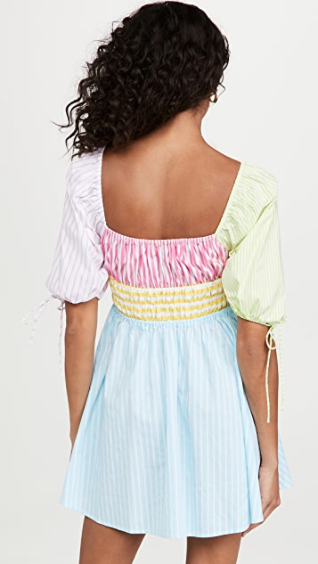STAUD Topsail Dress
