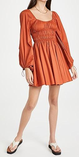 STAUD - Bow Dress