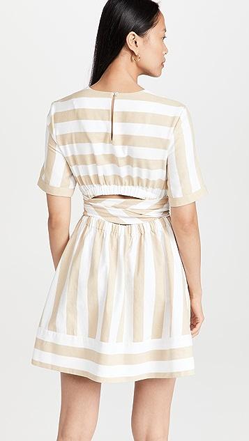 STAUD York Dress