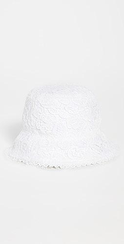 STAUD - Lace Bucket Hat