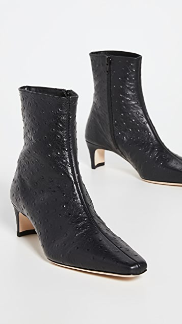 STAUD Wally Ankle Boots