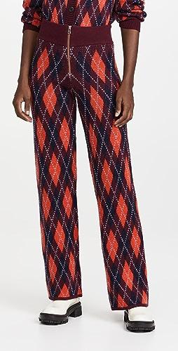 STAUD - Deck 长裤