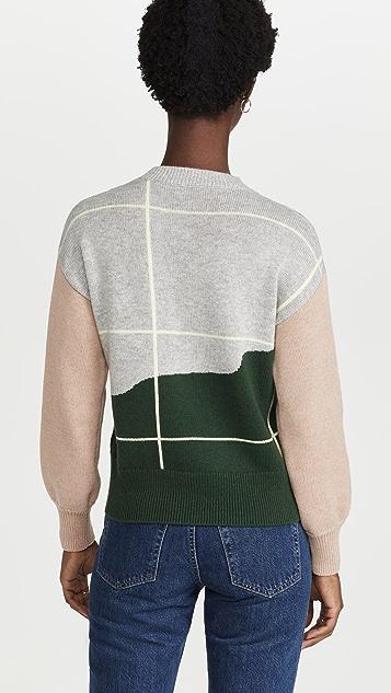 STAUD Cabin Sweater