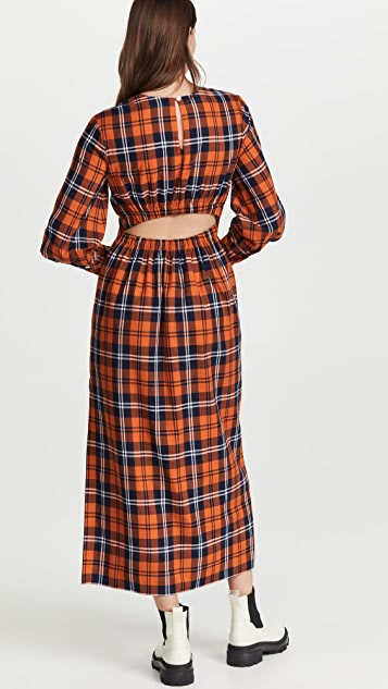 STAUD Crosshill Dress