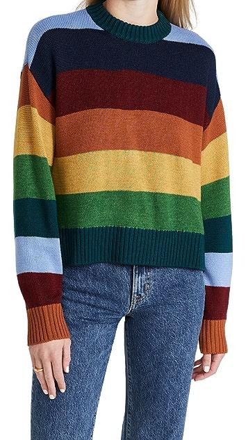 STAUD Goldie Sweater
