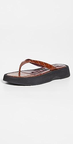 STAUD - Tessa 凉鞋