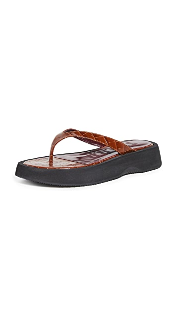 STAUD Tessa 凉鞋